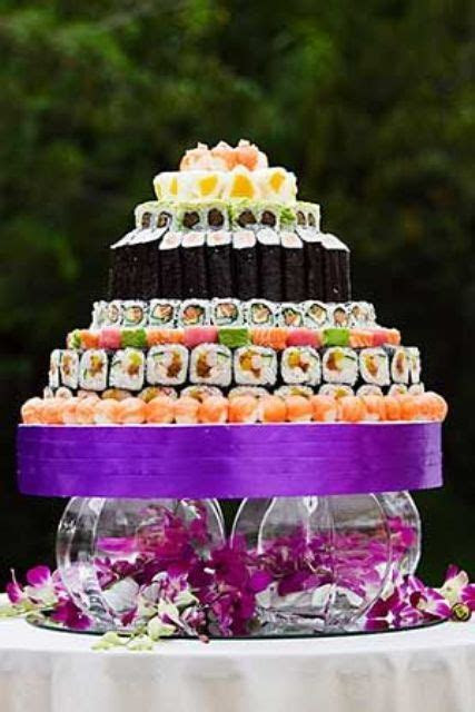 30 Awesome Wedding Sushi Bar And Station Ideas   Weddingomania
