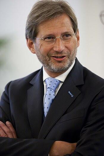 English: Austrian politician, minister Johanne...