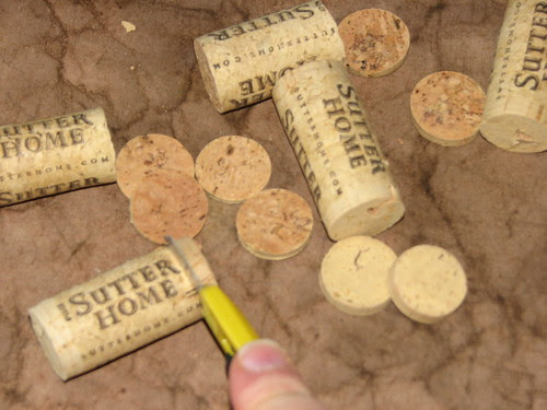 Wine Cork Board 005