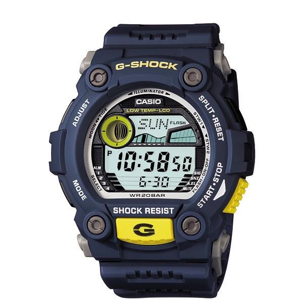 Casio Men's XL Rescue Series G-Shock Quartz 200M