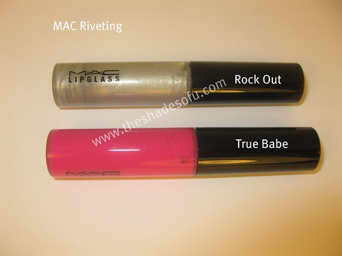 MAC Riveting Swatches and Reviews - The Shades Of U