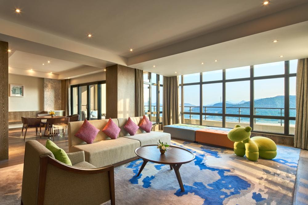 Review Crowne Plaza Ningbo Xiangshan Sea View