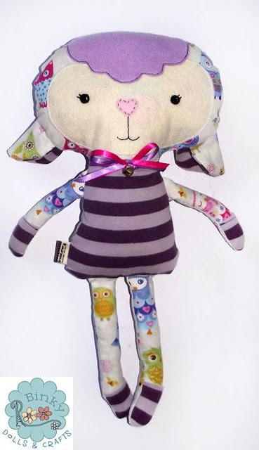 Binky Roo Designs - Dolls and Crafts