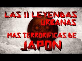 Las 11 Leyendas Urbanas Más Terroríficas de Japón