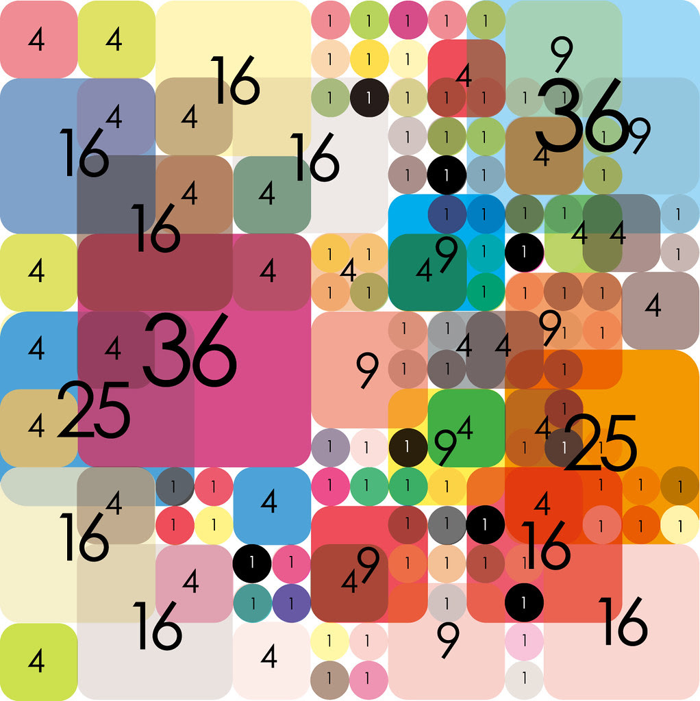 Numbers in numbers inside others numbers...