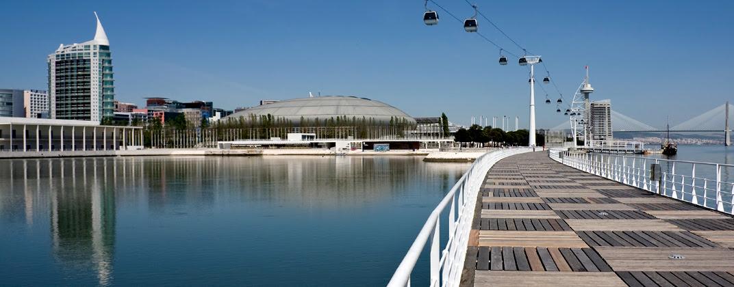 Pavilhão Atlântico MEO Arena em Lisboa | Regino Cruz + Skidmore + Owings + Merril | Altice Arena