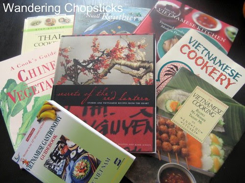 On Cookbooks and Cooking 4