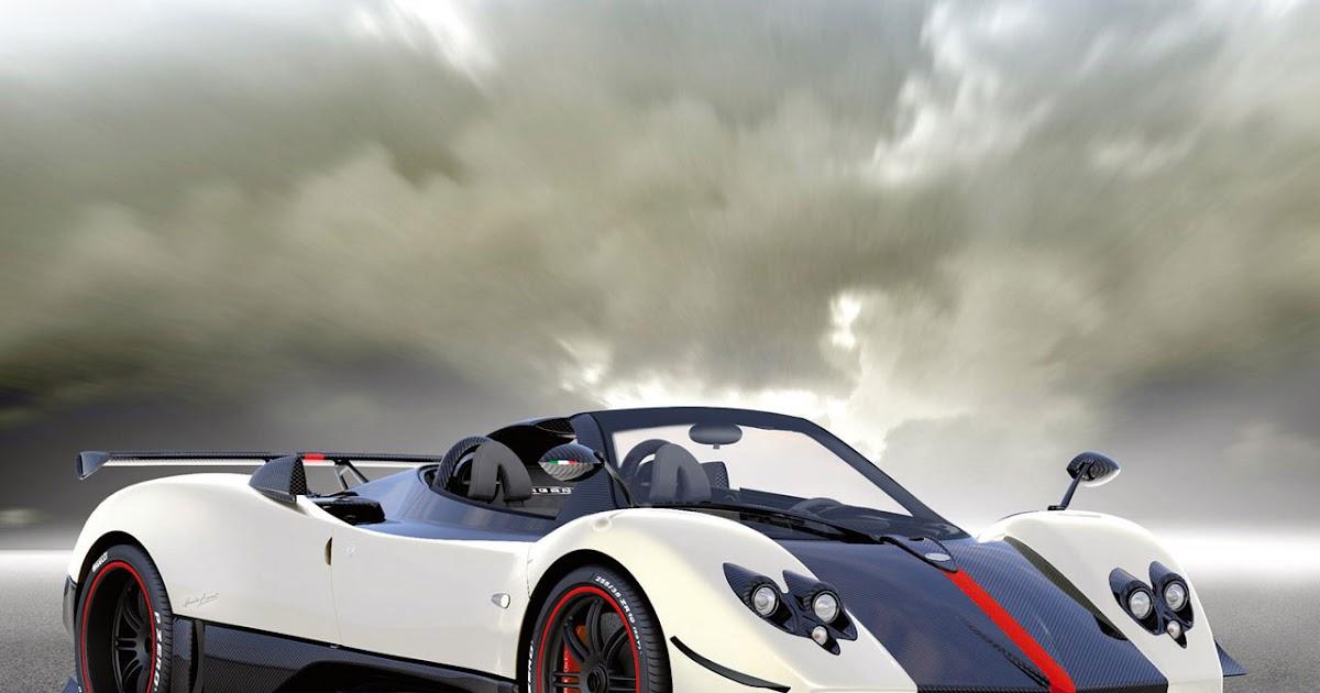 Cool Amp New Info Pagani Zonda Cinque Roadster