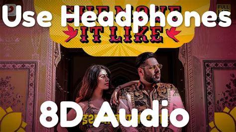 move    audio official video badshah