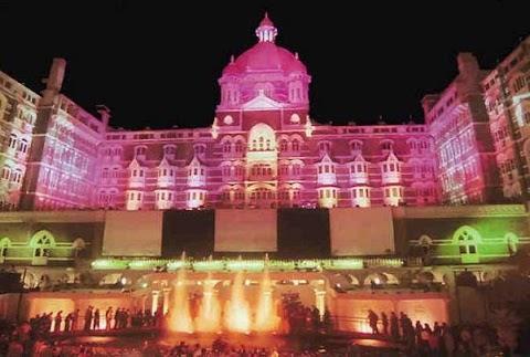 Jw Marriott Mumbai New Year Party 2020