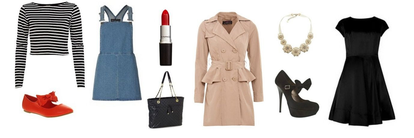 What to Pack for a City Vacation - Paris in Spring