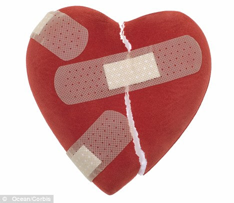 Women are seven to nine times more likely to suffer a heart attack from shock or distress - with no sign of blocked arteries or previous history of cardiac problems