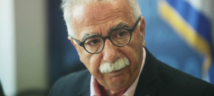 Ο υπουργός Παιδείας Κώστας Γαβρόγλου ενών ανακοινώνει τις αλλαγές στις εξετάσεις- φωτογραφία eurokinissi