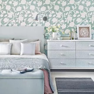 Duck Egg Blue And Grey Bedroom Ideas The Expert