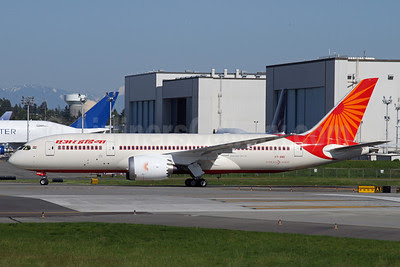 Air India Boeing 777-837 VT-AND (msn 36278) PAE (Duncan Kirk). Image: 908931.