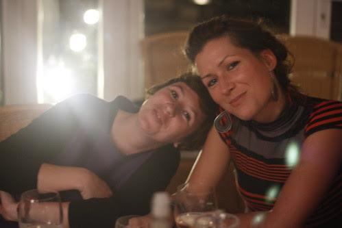 Lorena and Orsi