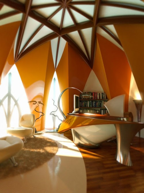 homedesigning:  (via Workspace Inspiration)