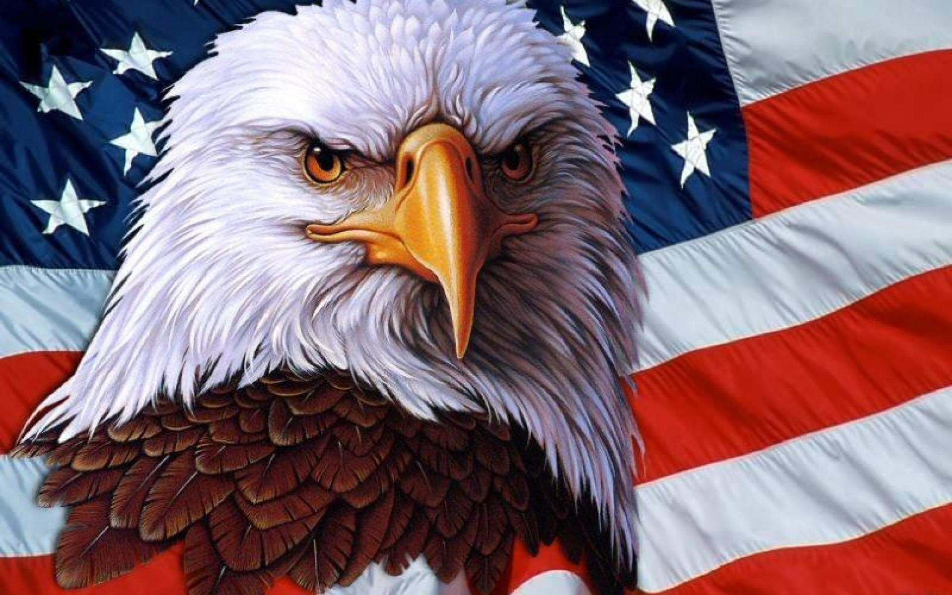 HD American Flag Wallpapers (69+ images)