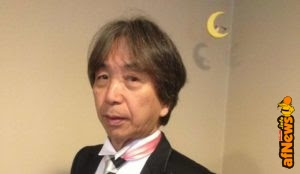 Taku Furukawa, premio alla carriera a Cartoons on the Bay 2017 Torino et al.