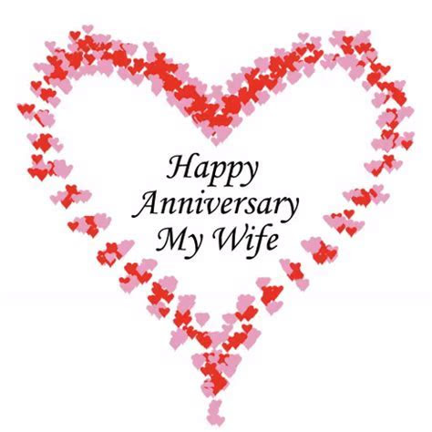 Happy Anniversary Wife. Free For Her eCards, Greeting