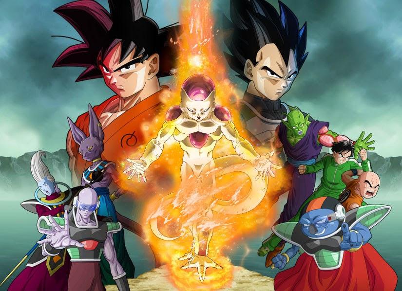 Confira os traços de Goku no mangá de Dragon Ball Super