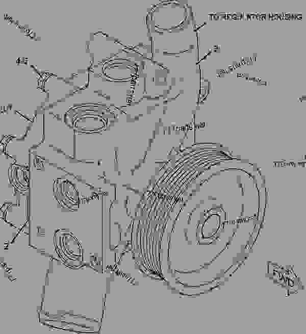 28 Cat C12 Serpentine Belt Diagram