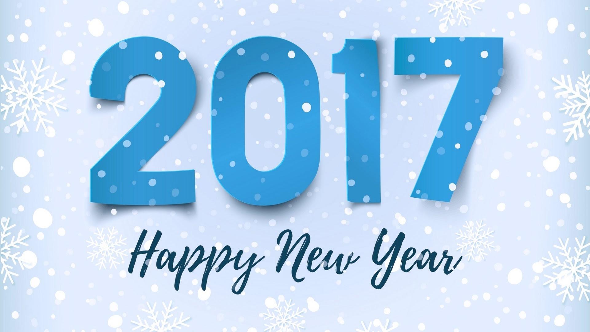 2017 Happy New Year Hd Wallpaper 11566 Baltana