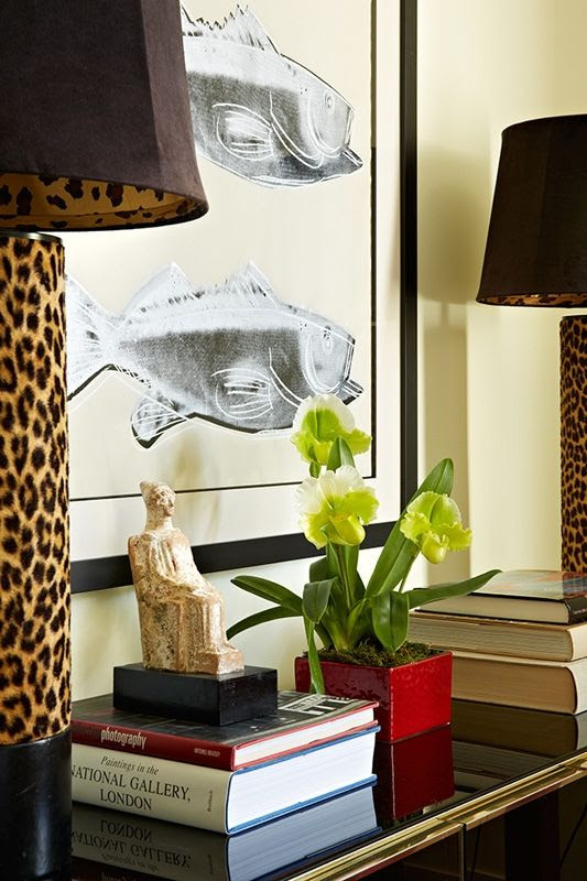 Toronto-based interior designer, Anne Hepfer
