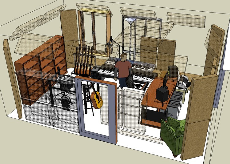 John Sayers Recording Studio Design Forum View Topic Home Studio Design In China Could Really Use Some Help