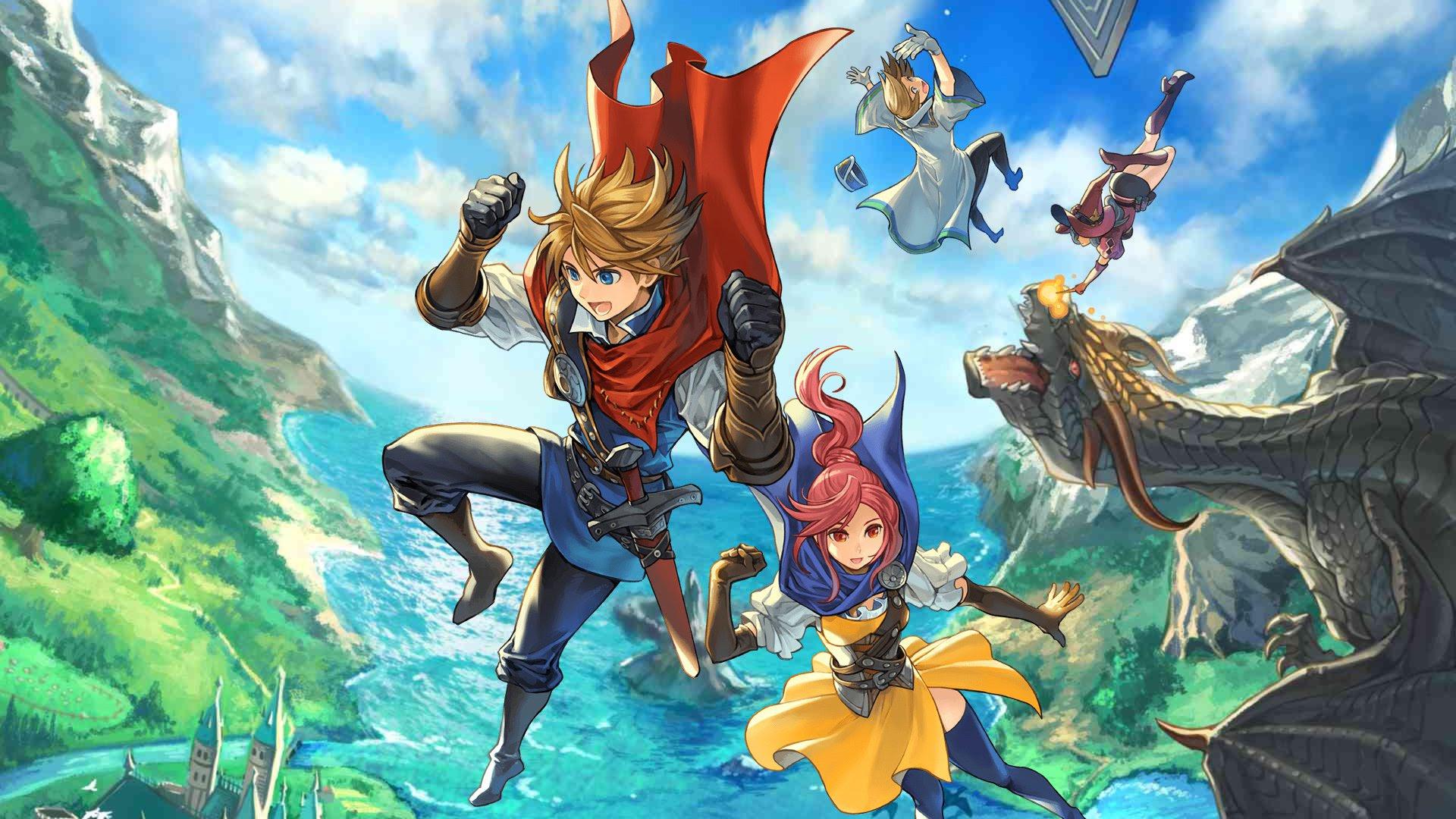 Review: RPG Maker Fes screenshot
