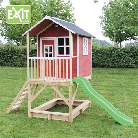 kinder spielhaus exit loft  kinderspielhaus