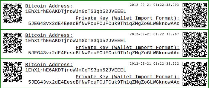 Ann Bitaddress Org Safe Javascript Bitcoin Address Private Key -