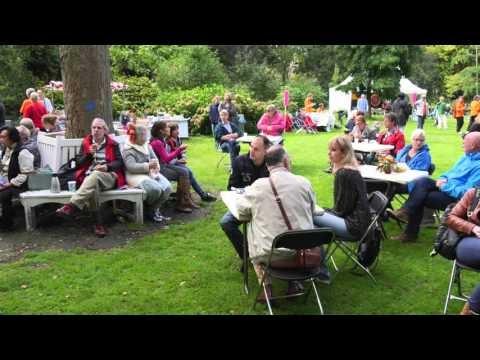 Peace in the Park Vredesfestival Zondag 25 september 2016