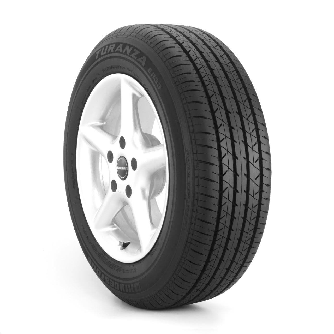 Turanza Er33 Rft Touring Car Tire Bridgestone