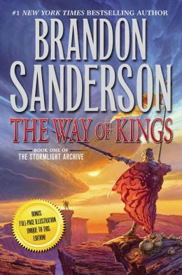 The Way of Kings (Stormlight Archive Series #1)
