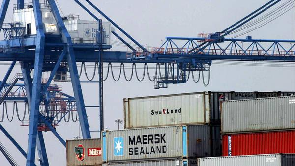 Exportaciones (Bloomberg)