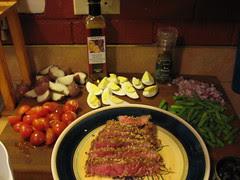 Salad Niçoise Ingredients