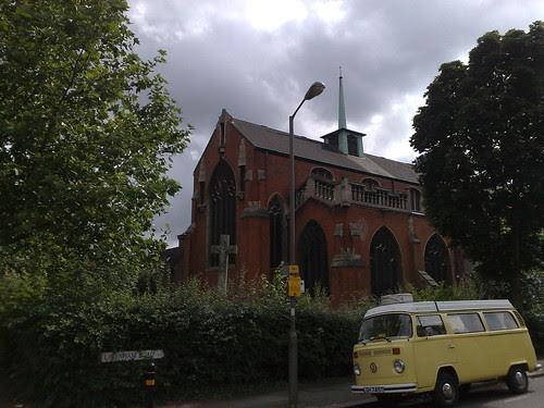 St Barnaby's