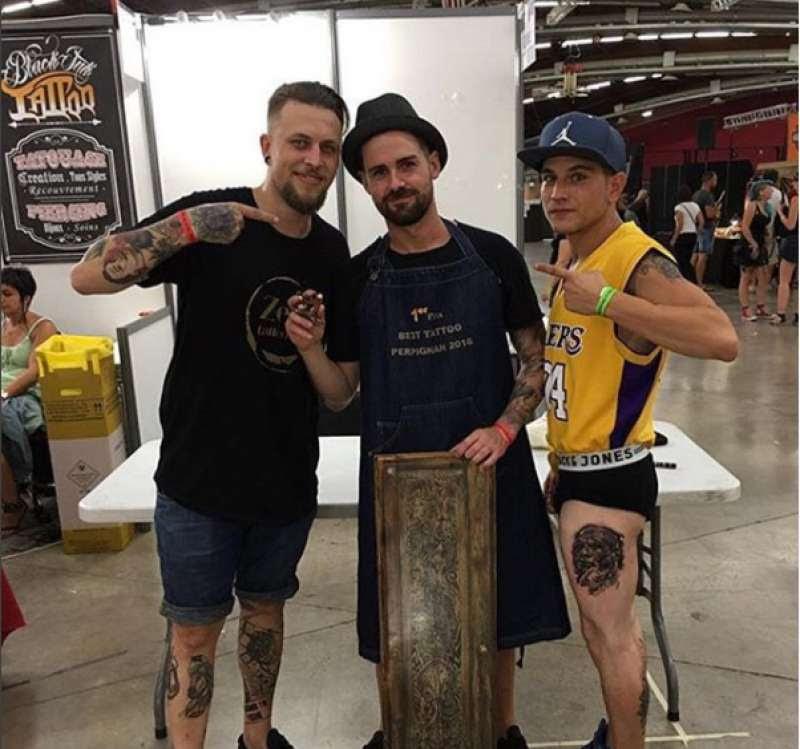 El Tatuador De Segorbe Nacido En Soneja Ezequiel Pastor Zeta
