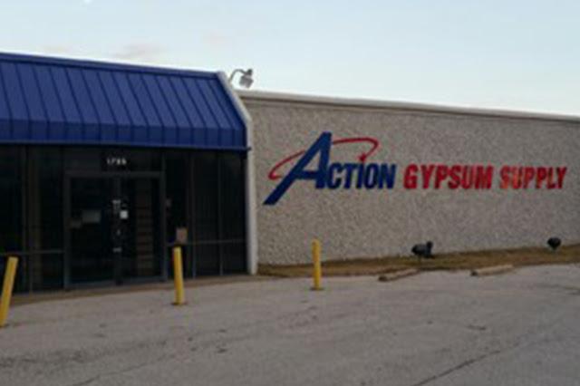 Action Gypsum Supply Action Gypsum Supply Dallas