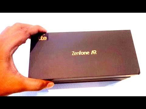 Asus Zenphone AR Unboxing , 23MP Camera, 8GB Ram, Future of smartphones,...