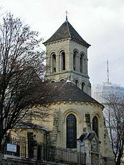 Vie quotidienne de FLaure: Eglise Saint-Pierre de Montmartre