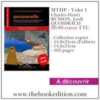 Le livre MTHP - Volet 1