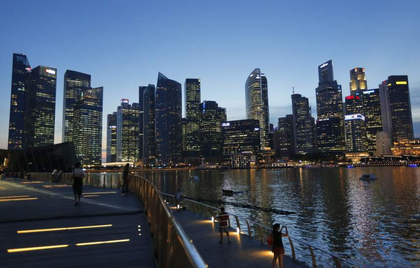 Singapur, país para hacer negocios