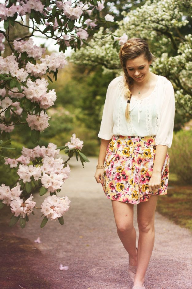 Pretty Lovely: florals