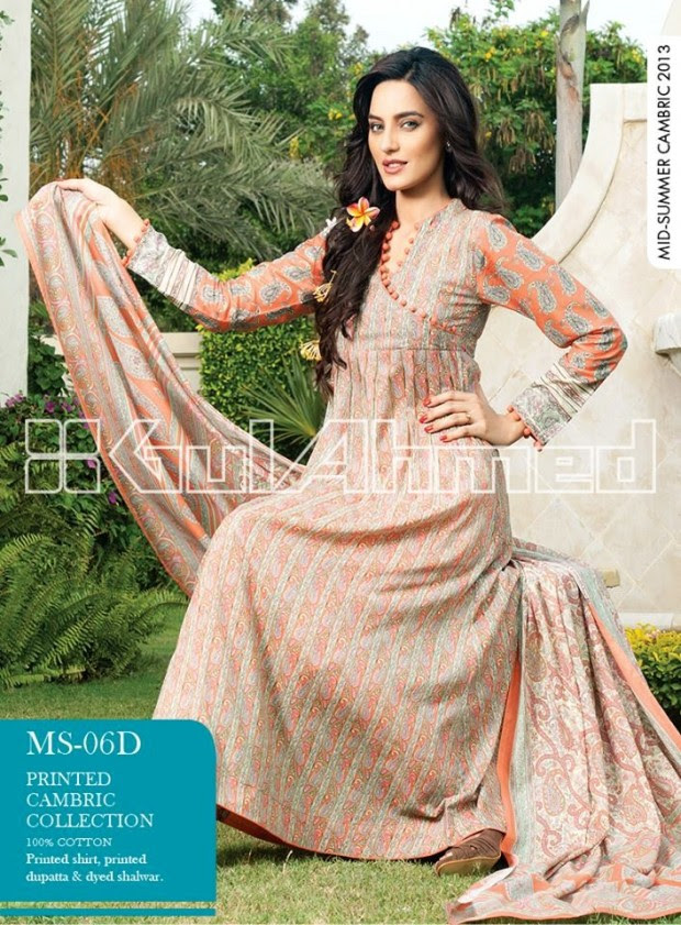 Mid-Summer-Cambric-Collection-2013-Gul-Ahmed-Printed-Embroidered-Fashionable-Dress-for-Girls-Women-23