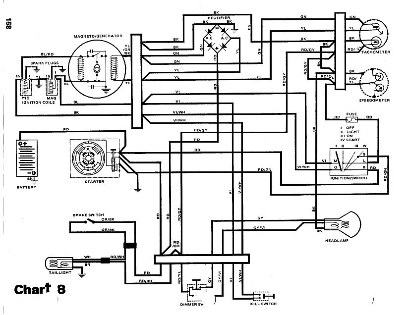 Ski Doo Grand Touring Wiring Diagram