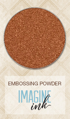 Embossing Powder - Chili Powder