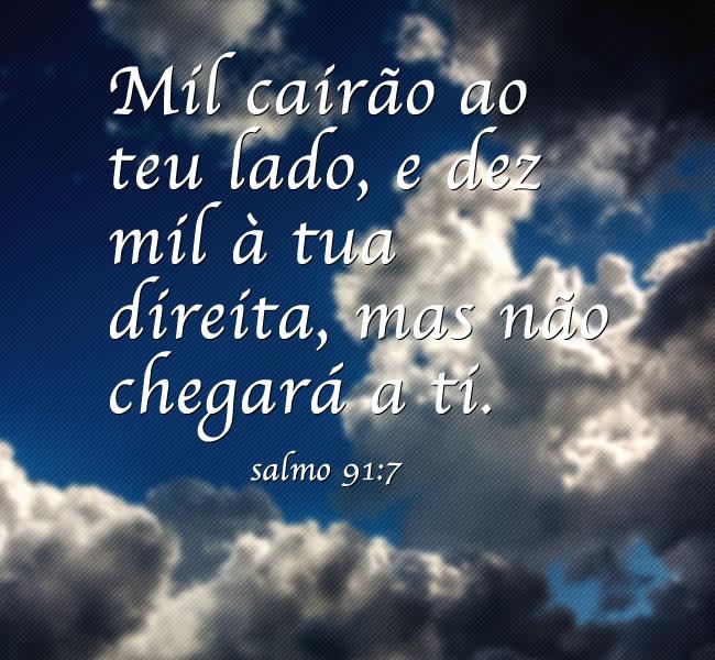 Salmo 91 Católico Completo Oração Forte E Poderosa