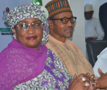 ''Atiku is my godfather,I swear to Allah,if baba Buhari contest in 2019,I wouldn't mind being sacked.I will vote Atiku''-Minister of Women Affairs,Aisha Alhassan says in an interview with BBC Hausa